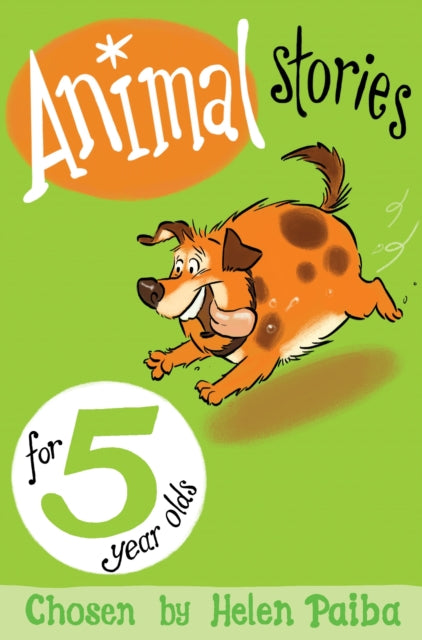 Animal Stories for 5 Year Olds-9781509838776
