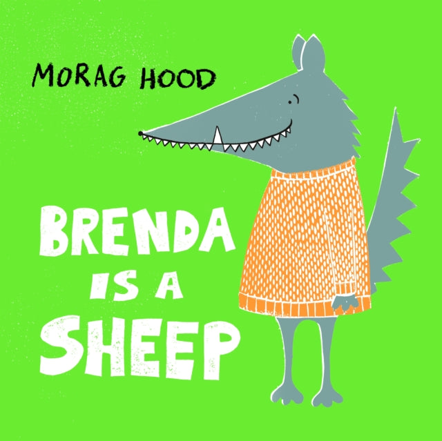 Brenda Is a Sheep-9781509842964