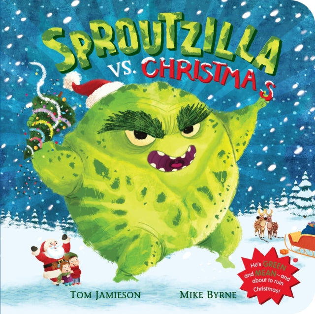 Sproutzilla vs. Christmas-9781509844111