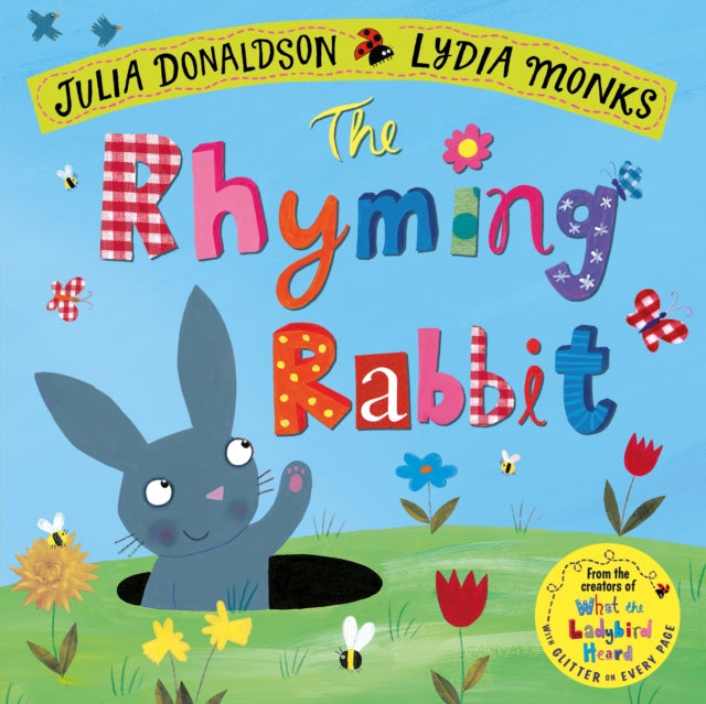 The Rhyming Rabbit-9781509862726