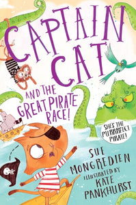 Captain Cat and the Great Pirate Race-9781509883929