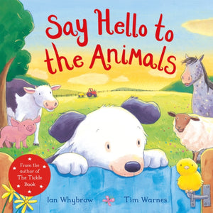 Say Hello to the Animals!-9781509885527