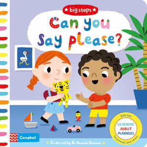 Can You Say Please? : Learning About Manners-9781529004045