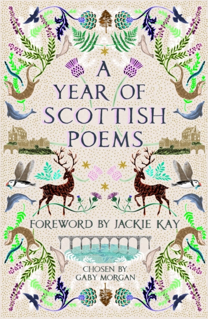 A Year of Scottish Poems-9781529008241