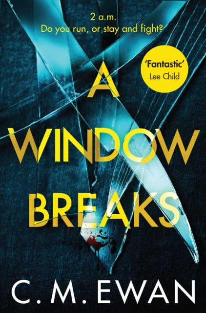A Window Breaks-9781529009675