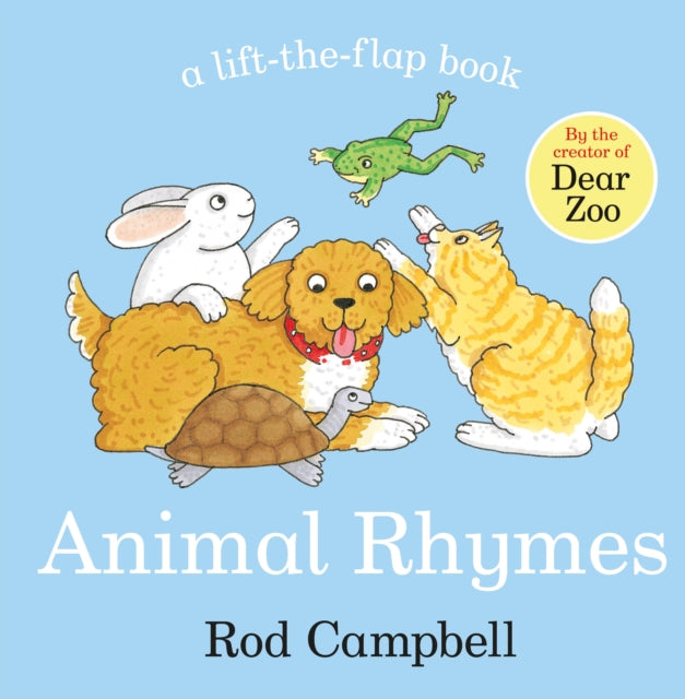 Animal Rhymes-9781529012002