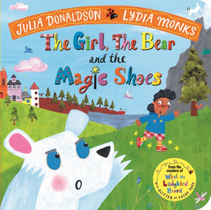 The Girl, the Bear and the Magic Shoes-9781529027761