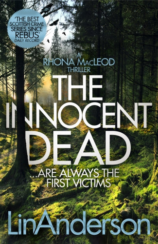 The Innocent Dead-9781529033649