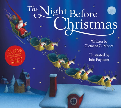The Night Before Christmas-9781529045680