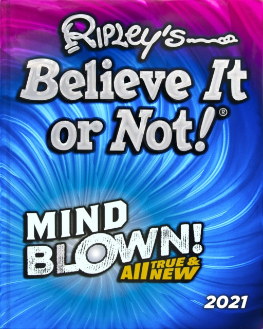 Ripley's Believe It or Not! 2021-9781529125740