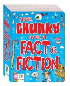 Super Chunky Book of Fact or Fiction-9781743087145