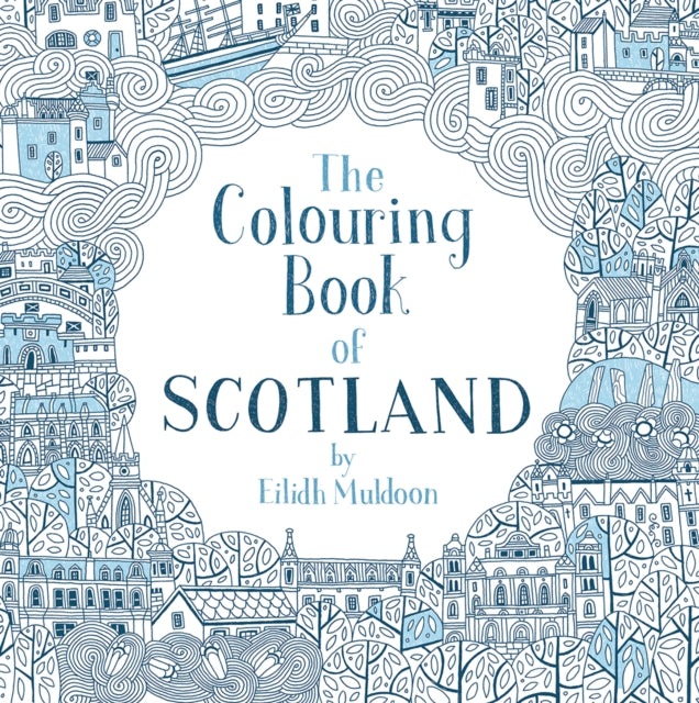 The Colouring Book of Scotland-9781780274058