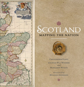 Scotland: Mapping the Nation-9781780274836