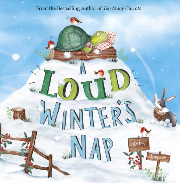 A Loud Winter's Nap-9781782027454