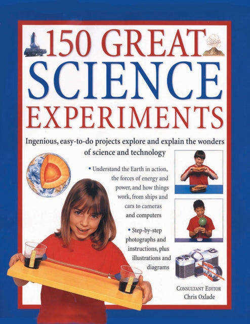 150 Great Science Experiments-9781782142157