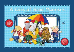 A Case of Good Manners-9781782262107