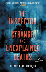 The Inspector of Strange and Unexplained Deaths-9781782276234