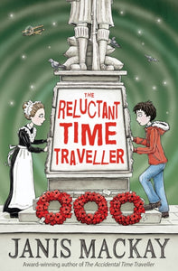 The Reluctant Time Traveller-9781782501114