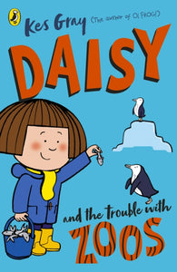 Daisy and the Trouble with Zoos-9781782959656