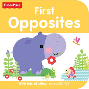 Fisher Price Rainforest Friends Opposites-9781782965626