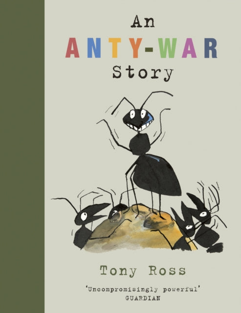 An Anty-War Story-9781783447664