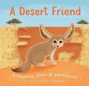 A Desert Friend-9781783704125