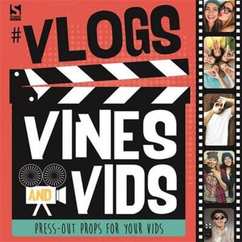 #Vlogs, Vines and Vids-9781783705528
