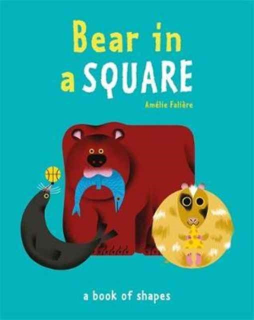 Bear in a Square-9781783706556