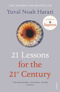 21 Lessons for the 21st Century-9781784708283