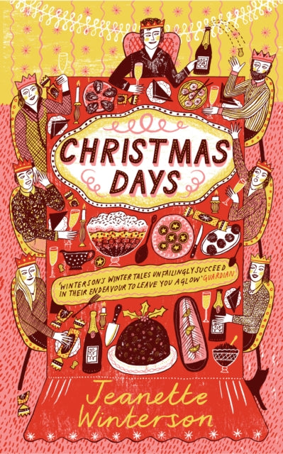 Christmas Days : 12 Stories and 12 Feasts for 12 Days-9781784709020