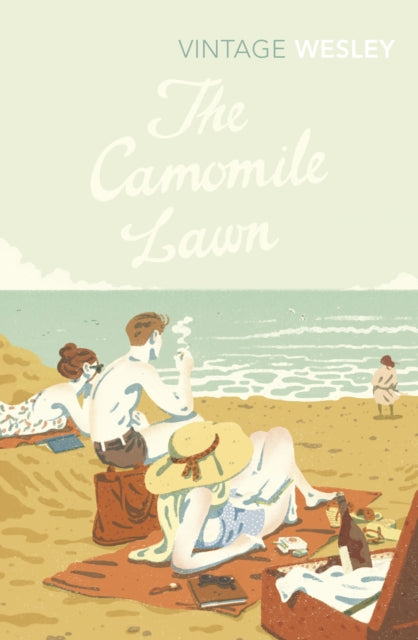 The Camomile Lawn-9781784871284