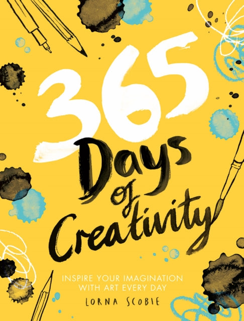 365 Days of Creativity : Inspire your imagination with art every day-9781784882792
