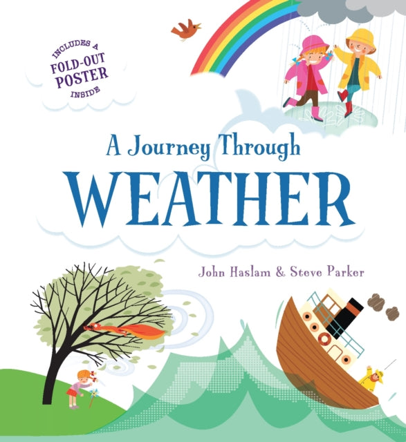 A Journey Through Weather-9781784934507