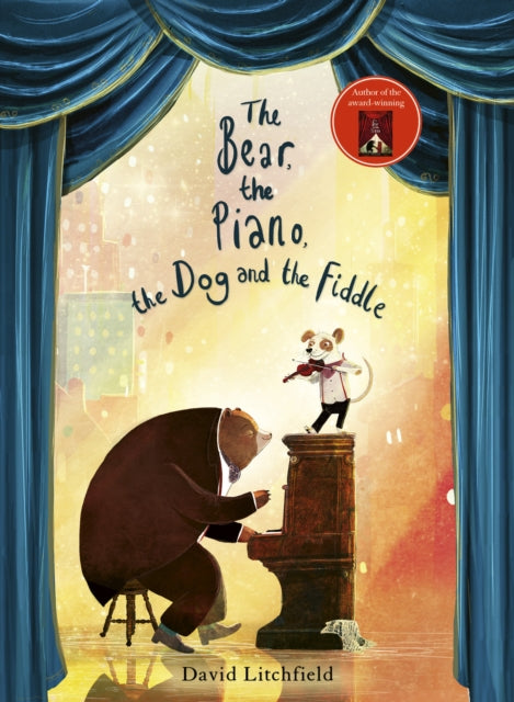 The Bear, The Piano, The Dog and the Fiddle-9781786035950
