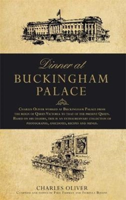 Dinner At Buckingham Palace-9781786065162