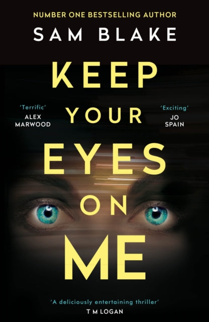 Keep Your Eyes on Me-9781786498403