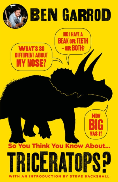 So You Think You Know About Triceratops?-9781786697882