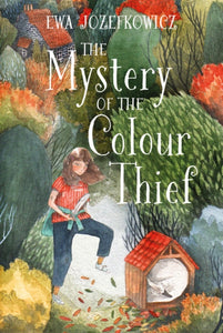 The Mystery of the Colour Thief-9781786698957