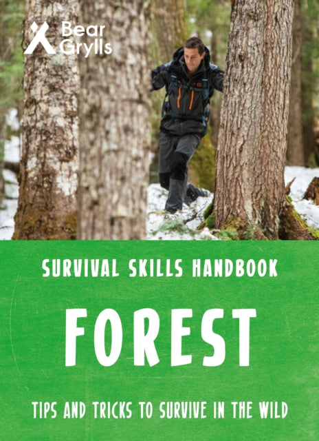 Bear Grylls Survival Skills Forest-9781786961174