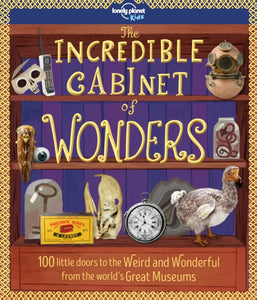 The Incredible Cabinet of Wonders-9781787011038