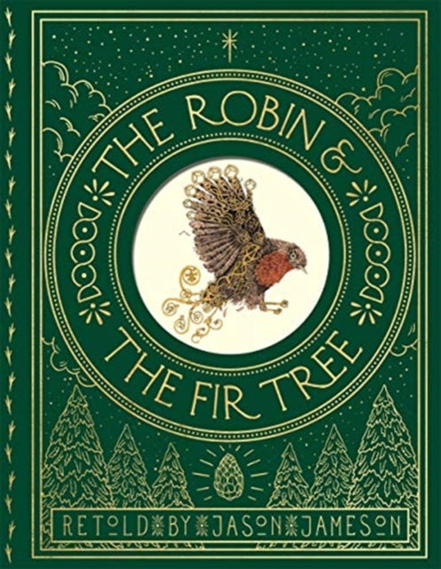 The Robin and the Fir Tree-9781787414815