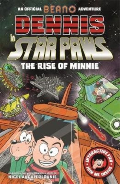 Dennis in Star Paws: The Rise of Minnie-9781787415515