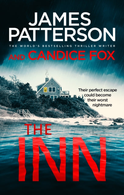 The Inn : Their perfect escape could become their worst nightmare-9781787462441