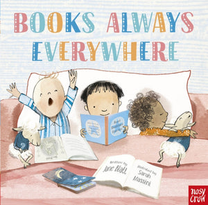 Books Always Everywhere-9781788001458