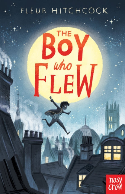 The Boy Who Flew-9781788004381