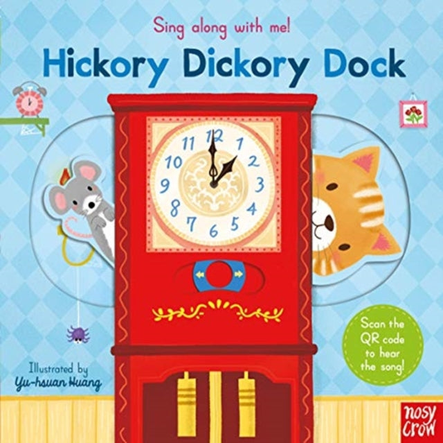 Sing Along With Me! Hickory Dickory Dock-9781788004428