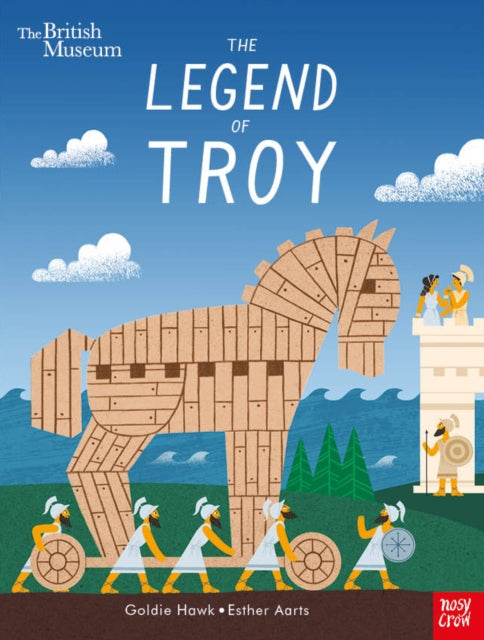 British Museum: The Legend of Troy-9781788005142