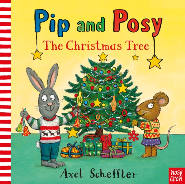 Pip and Posy: The Christmas Tree-9781788005418