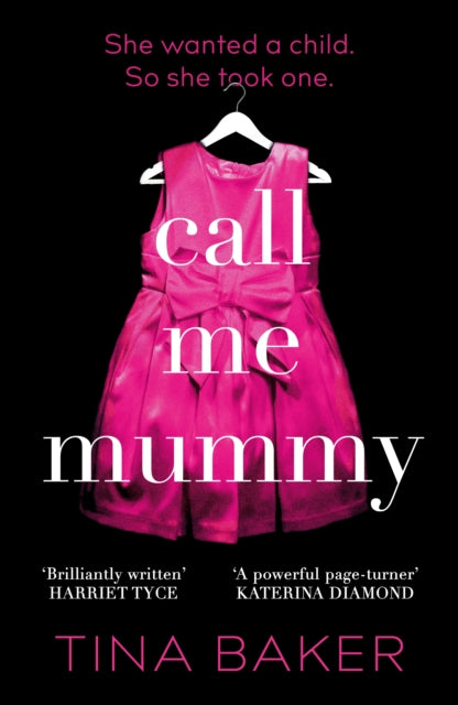 Call Me Mummy : THE thriller for Mother's Day 2021-9781788165228