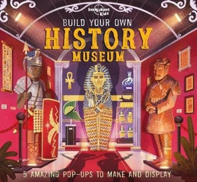 Build Your Own History Museum-9781788689403